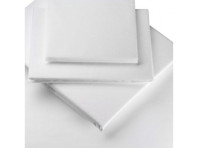 Prestieradlá a plachty biele 220x240 cm