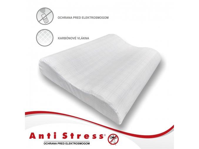 anatomický vankúš Antistress wave