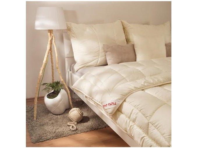 Feng Shui paplón do manželskej postele