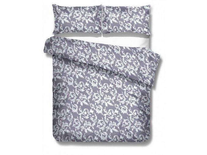 obliečky Elegante grey