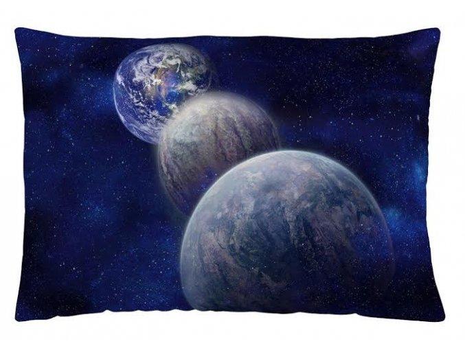 vankúš Planets