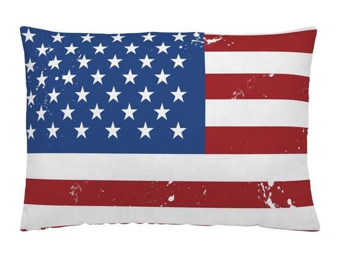 dekoračné vankúše Amerika