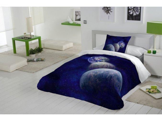 obliečky s planétami