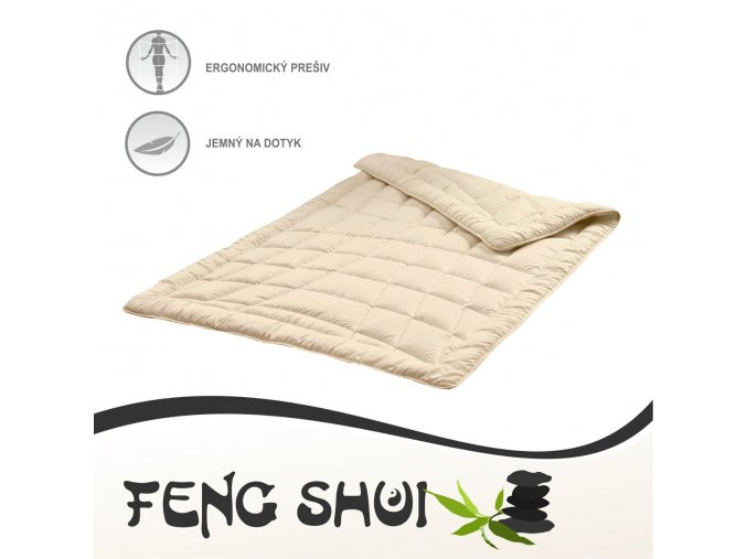 Feng Shui antialergické paplóny