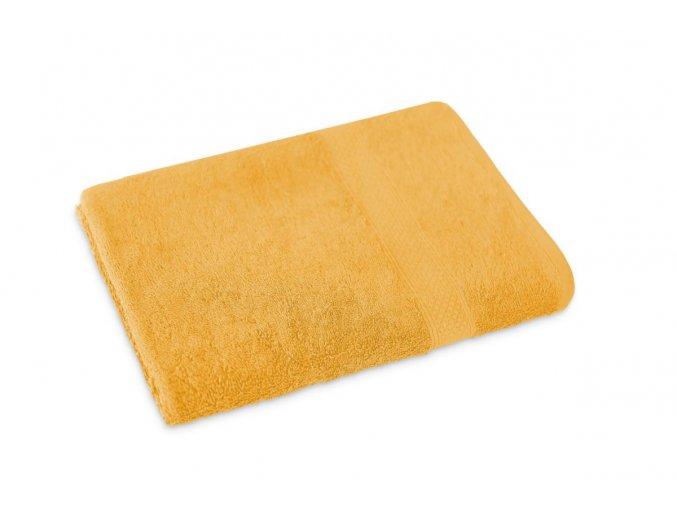 De Luxe osušky yellow