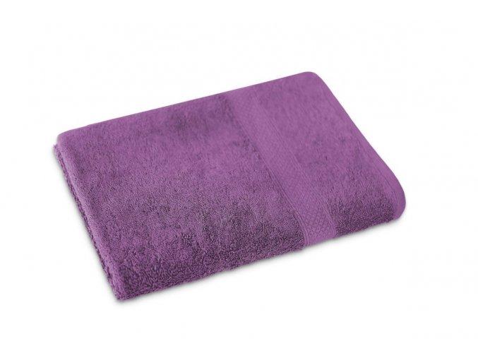De Luxe osušky violet