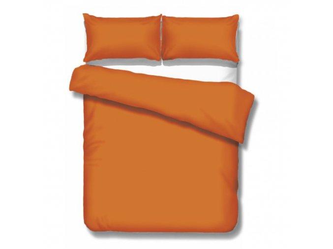 saténové obliečky Orange predĺžené