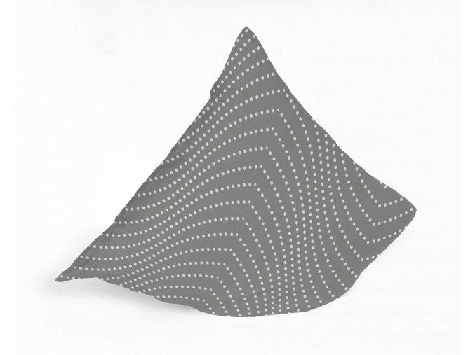 návliečky 40x40 durban grey