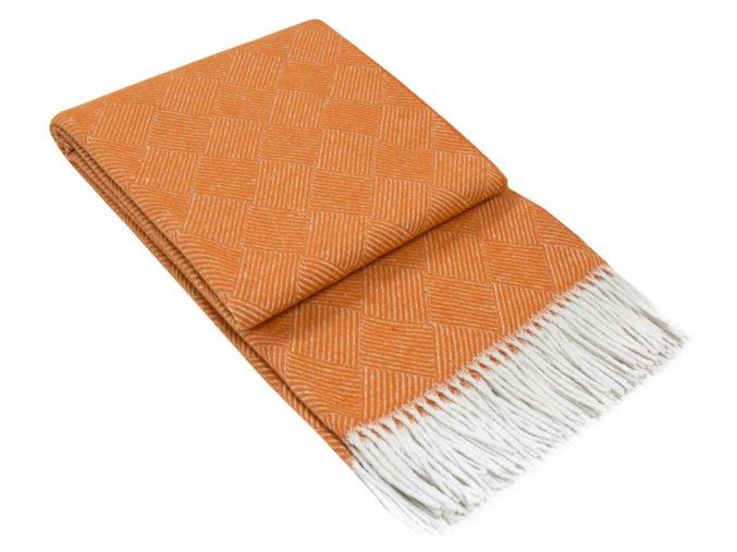 Ibiza orange deka