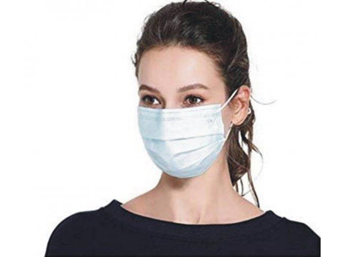 bavlnené ochranné rúška