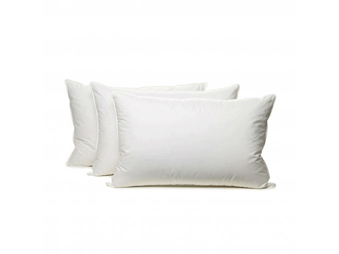 No quilted pillow