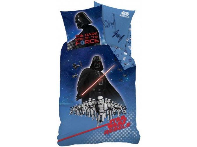 bavlnené obliečky Dart Vader