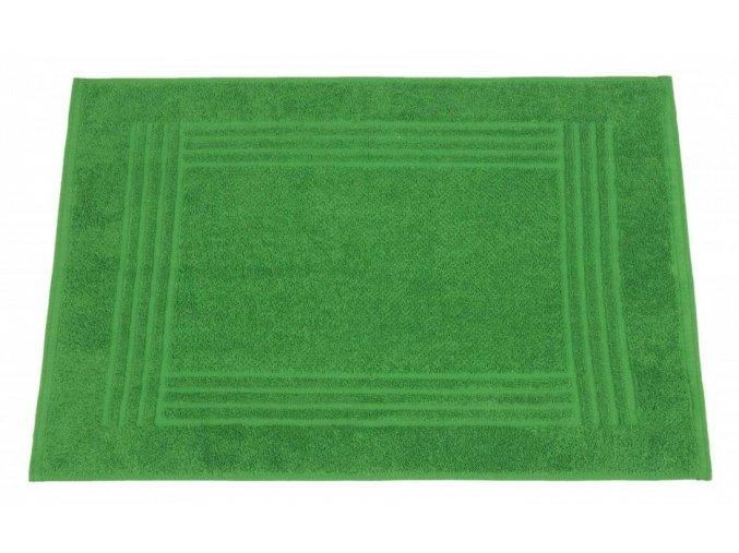 kúpeľňová predložka Sofi 50x70 cm farba zelená