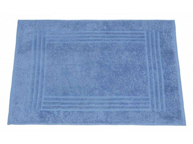 kúpeľňová predložka Sofi 50x70 cm farba modrá