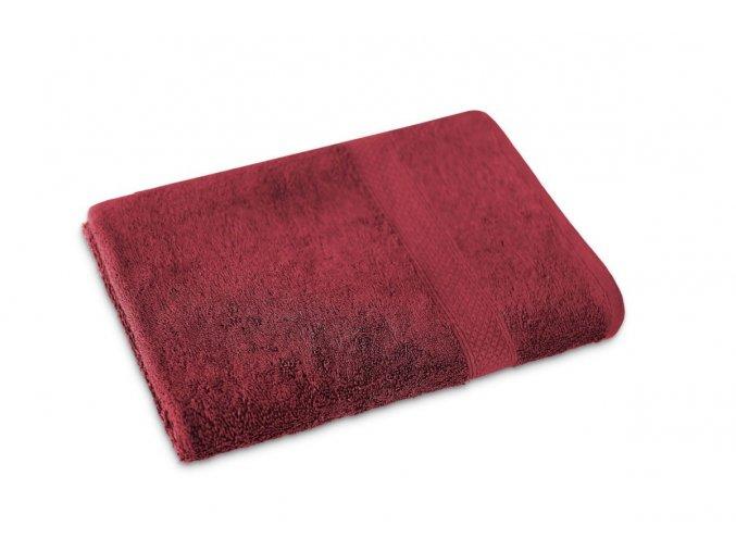uteráky a osušky Bordo