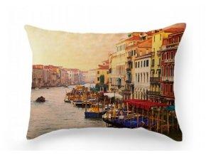 Venezia dekoračné vankúče 50x70 cm