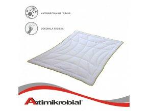 detský antimikrobiálny a antibakteriálny paplón Antimikrobial