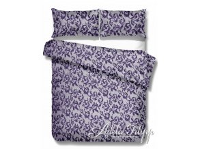 obliečky Elegante purple