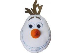 OLAF 3D vankúšik 40x40 cm vankúšik Emozzione