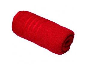 uterák a osuška PREMIUM RED 70 x 140 cm Emozzione