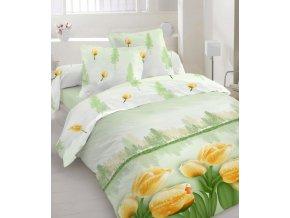 obliečky Tulipán yellow