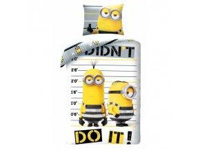 Minions do it