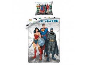 obliečky Justice league