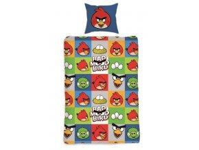 obliečky Angry Birds mix