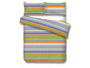 obliečky Trogir orange
