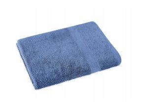 De Luxe osušky stone blue