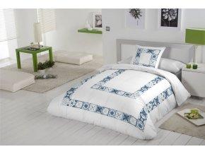 posteľné obliečky Modra