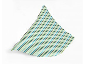 olive stripes návliečky