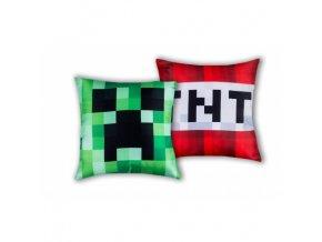 Minecraft detské vankúše