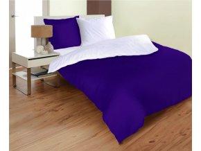 obliečky mikrovlákno v modrej a bielej farbe rozmer 70x90 140x200 cm na emozzione.sk