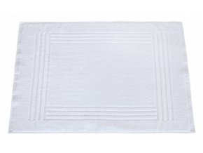 kúpeľňová predložka Sofi 50x70 cm farba biela