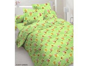 Mravček zelený - detské obliečky