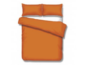 obliečky Satén orange