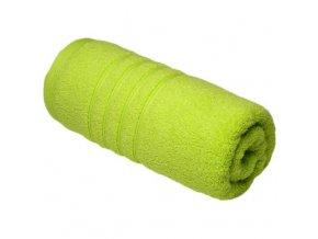 uterák a osuška - PREMIUM GREEN 70 x 140 cm Emozzione