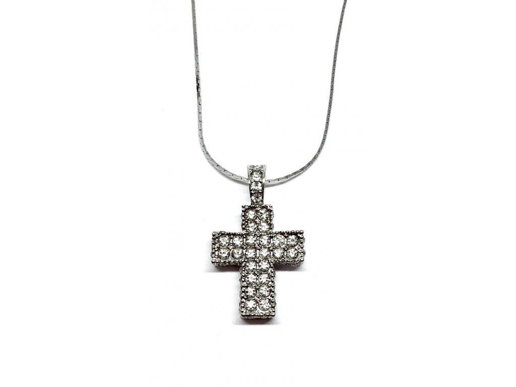 Kamínkový křížek