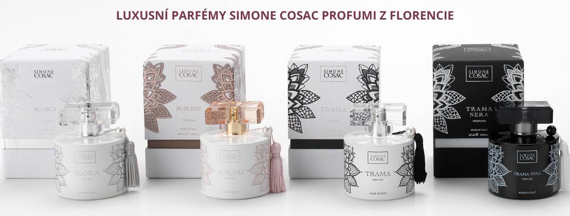 Unikátní niche parfémové vody