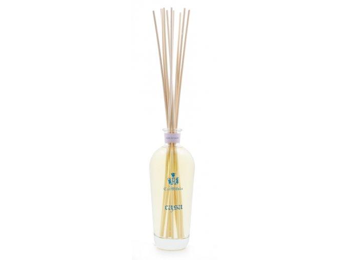 Diffusore per Ambiente con Bacchette 500 ml Fiori di Capri