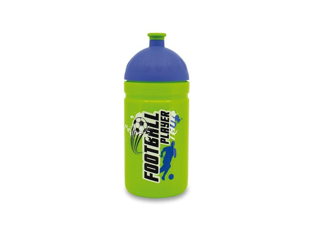 fotbal zdravá láhev 0,5