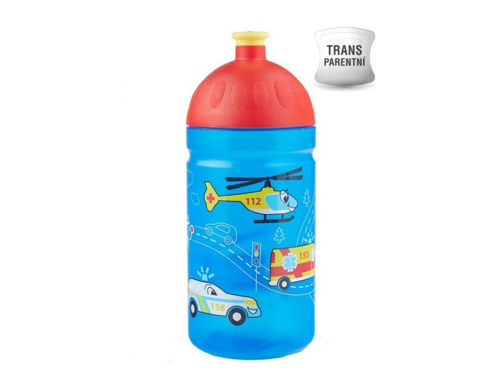 Zdravá láhev 0,5l Záchranáři