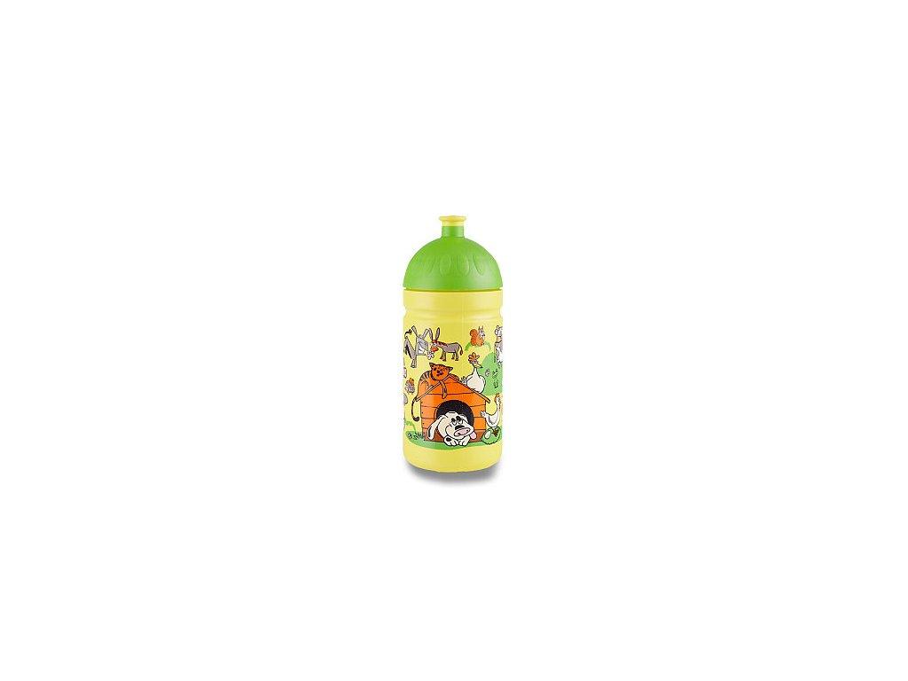 Zdravá láhev 0,5l Veselý dvorek