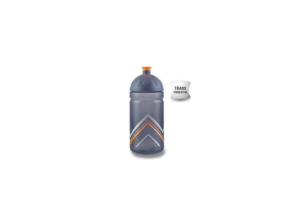 Zdravá láhev 0,5l Bike oranžová
