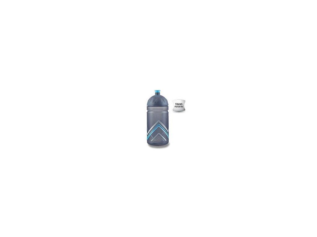 Zdravá láhev 0,5l Bike modrá