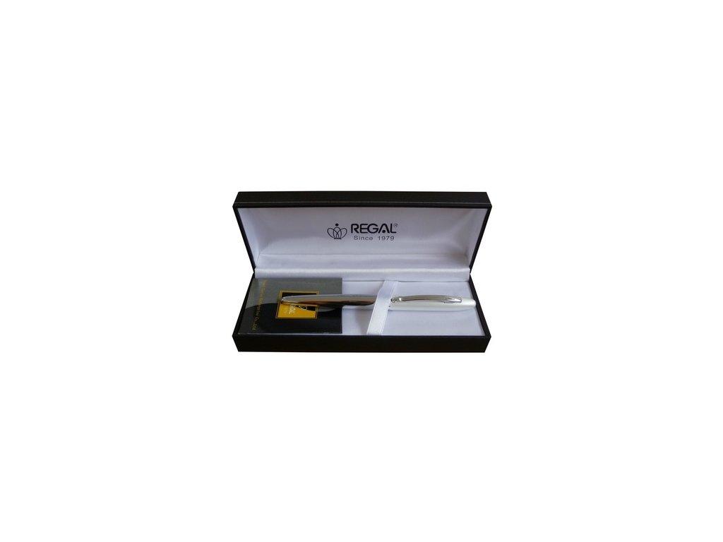 Regal Themis - inkoustové pero - bílé P25407F
