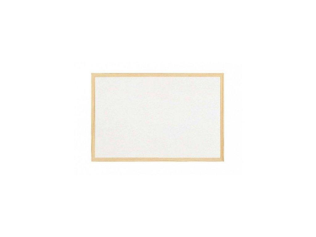 Tabule magnetická 60x80 cm -dřevěný rám