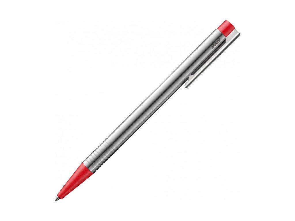 LAMY kuličková tužka logo M+ červená