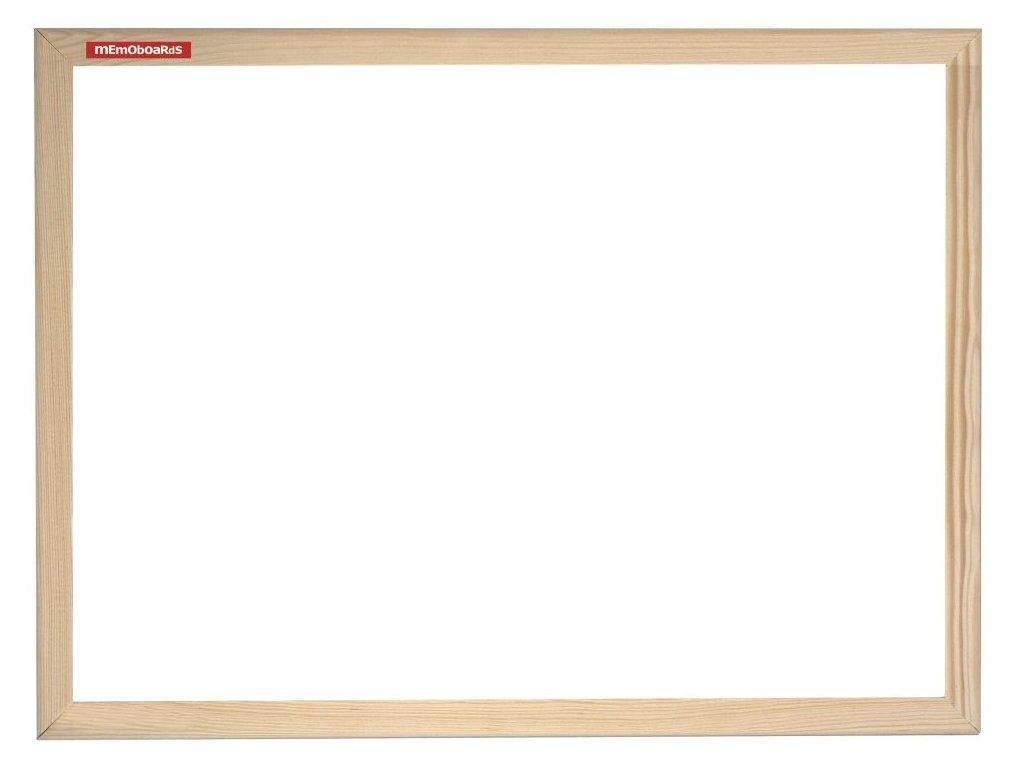 Tabule magnetická 90x60 cm dřev. rám